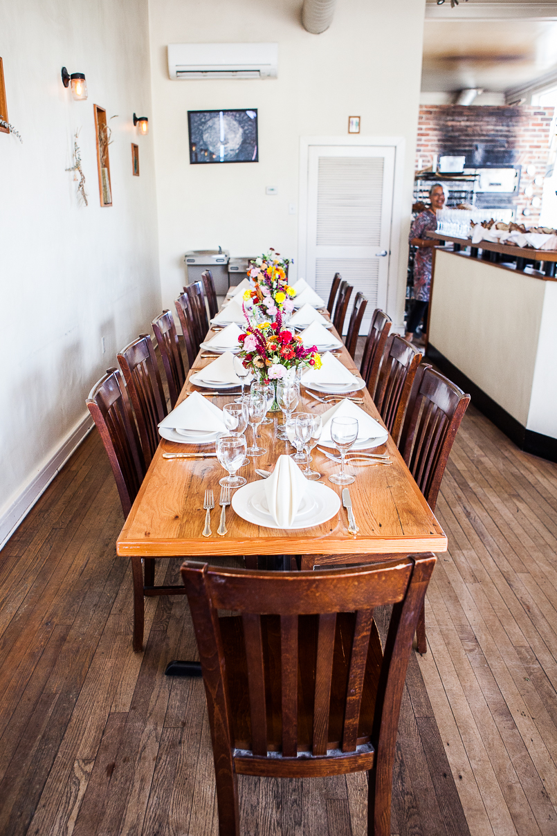 Farmers dining room table